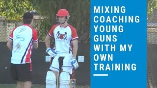MIXING COACHING & MY OWN TRAINING | Scolls Stories 177