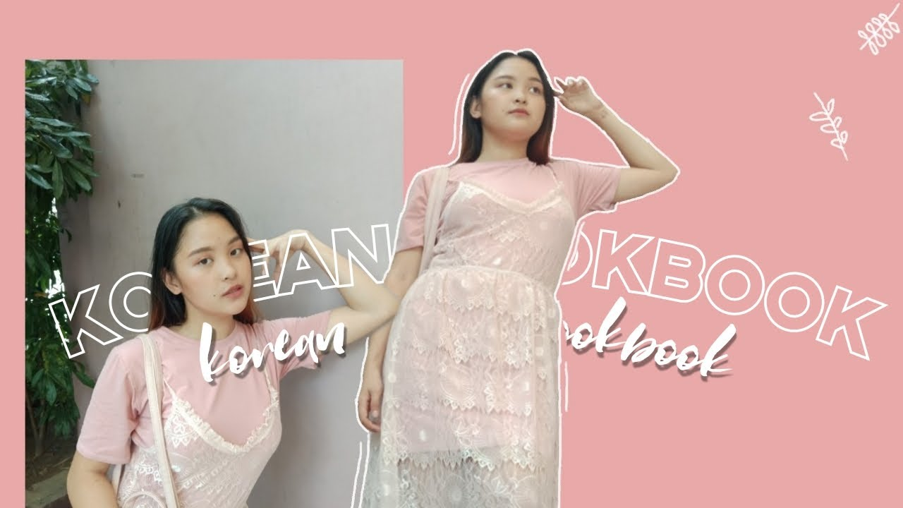 [VIDEO] - KOREAN INSPIRED OUTFITS LOOKBOOK // 7