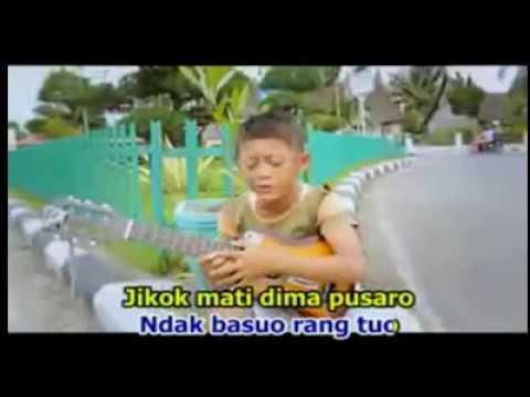 Fadly Ratok Anak Jalanan (karaoke) Lagu minang