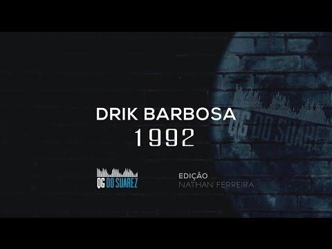 Drik Barbosa - 1992 (Prod. QG do Suarez)(Lyric Video)