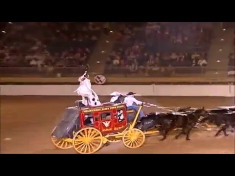 Highlights From The Great American Wild West Show