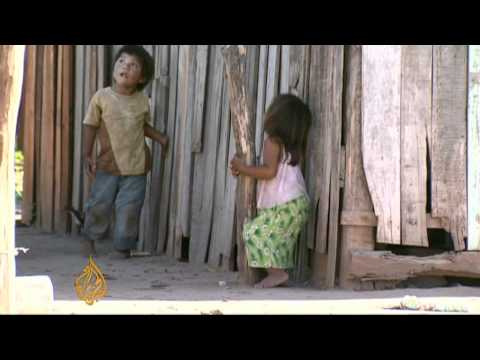 Latin America poverty levels decrease