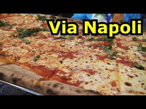 The FOOD of Via Napoli Italian Restaurant - Epcot - Walt Disney World