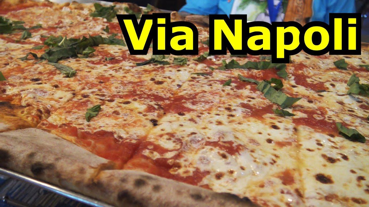 The Food Of Via Napoli Italian Restaurant Epcot Walt Disney World