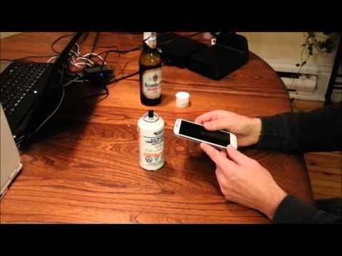 Réparer un bouton sur un téléphone mobile /  fix a button on a mobile phone / Samsung Galaxy 3