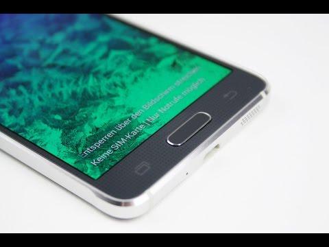 Samsung Galaxy Alpha - Review deutsch