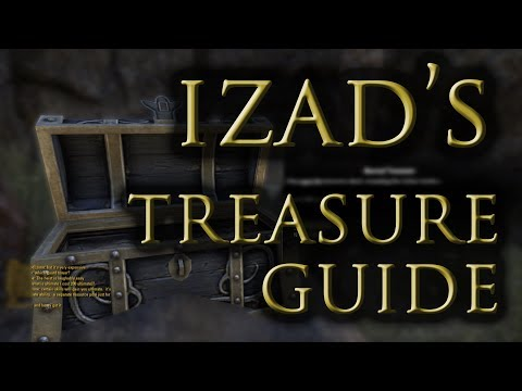 Izads Treasure