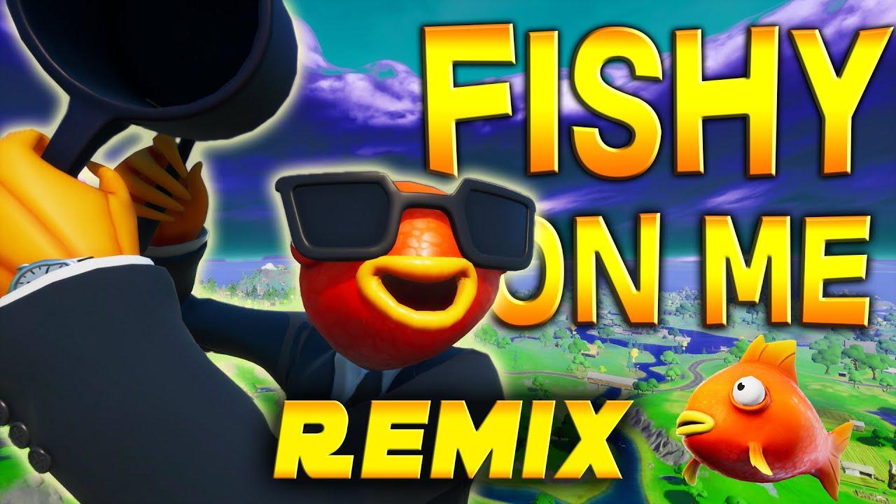 Fortnite Montage Fishy On Me Remix Tiko Youtube