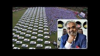 Idealny szef istnieje! Swoim pracownikom podarował 1260 samochodów i 400 mieszkań! I to nie wszystko