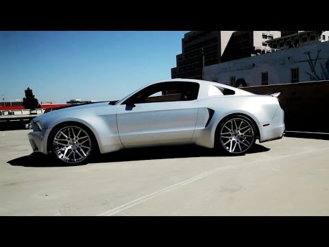 Need For Speed Movie Special Ford Mustang Youtube