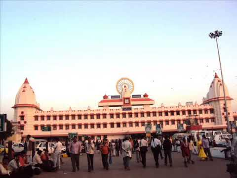 Varanasi Railway Station | Most Busiest Railway Stations of India | Varanasi Railway Station Train