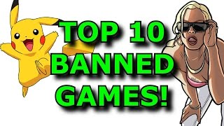 Top 10 Banned Games for Android and iOS 18+ / don't want to you play!