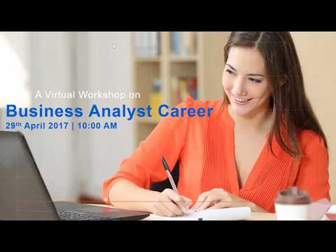 Business Analyst Career Workshop