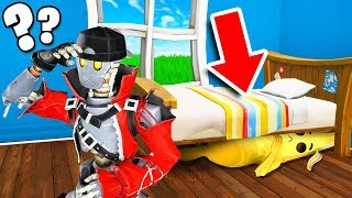Download The UNBEATABLE Spot in HIDE & SEEK! (Fortnite Gamemode) Mp3 and Videos