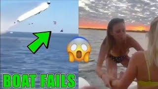 Boat Fails Compilation | Top Boat Fails