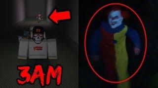 """NON giocare """"The Clown Killings"""" alle 3 del mattino (ROBLOX)"""