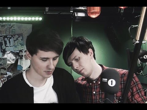 dan and phil || radio show moments
