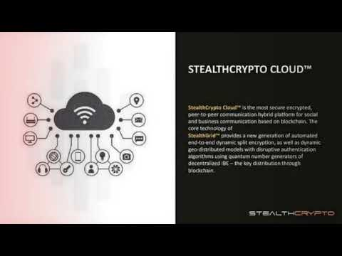 StealthCrypto- ICO Introduction