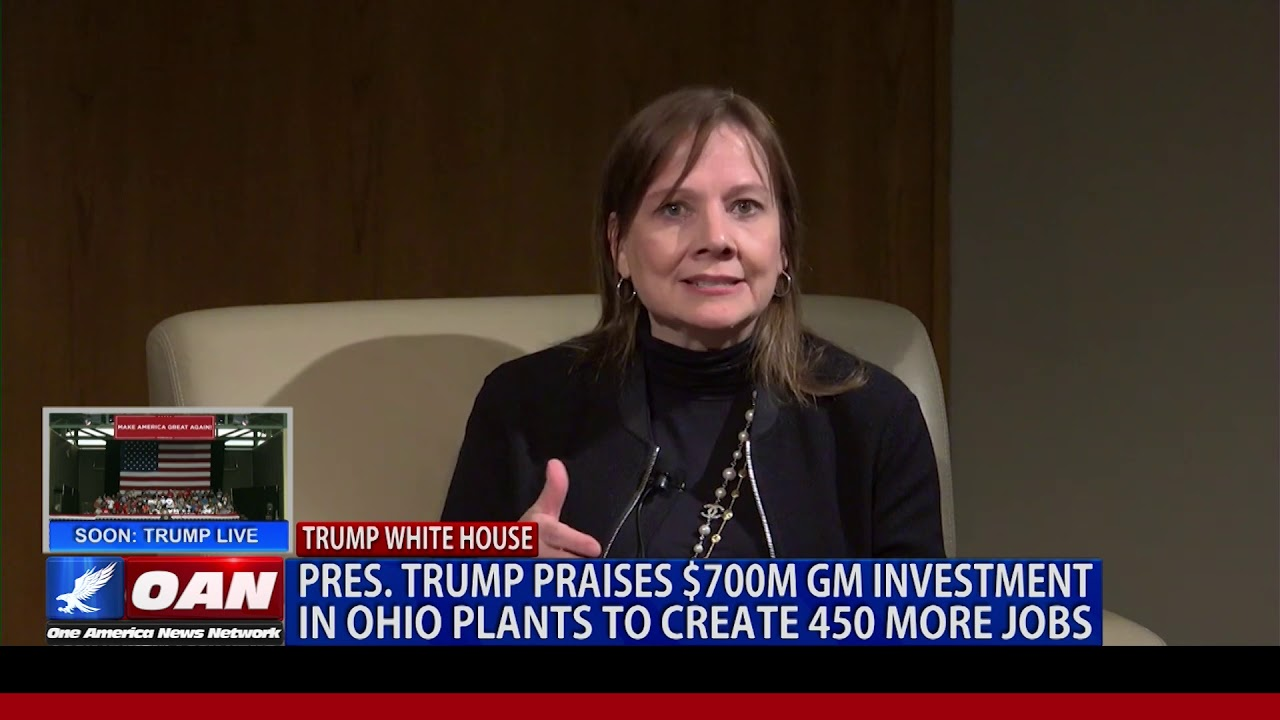 GM OPENS 450 NEW JOBS IN OHIO. ARE BLACK PEOPLE INCLUDED IN THE HIRING?