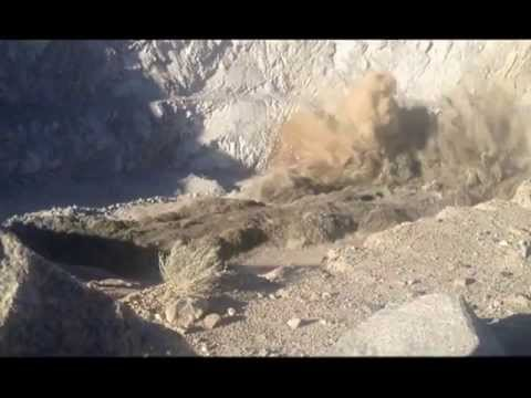 CS MIning LLC 180 Hole Blast
