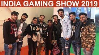 India Gaming Show   3rd to 5th Feb 2019   Pragati Maidan, Delhi   #NGW