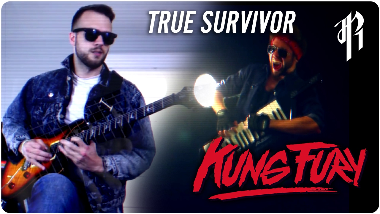 David Hasselhoff: True Survivor (From Kung Fury) - Metal ...
