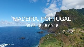 Madeira, Portugal - A Tropical Paradise in Europe