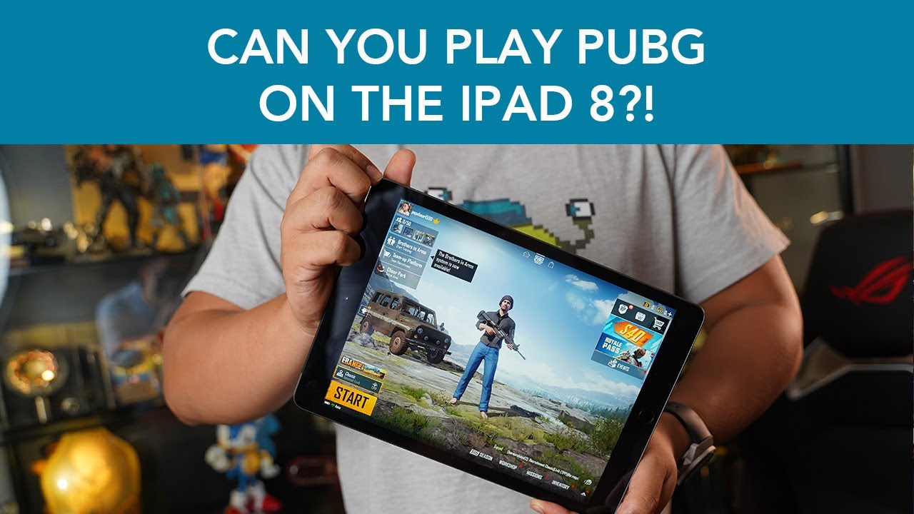 Is The iPad 8 The Best Gaming Tablet of 2020? | PUBG, COD MOBILE & MOBILE LEGENDS - Geek Culture