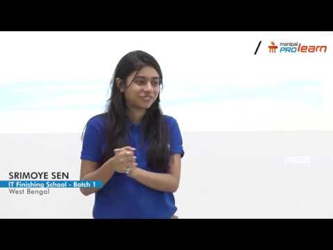 100% placement for first batch of IT Finishing School by Manipal ProLearn