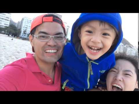 Basilan-Jao Vacation Brasil 2015