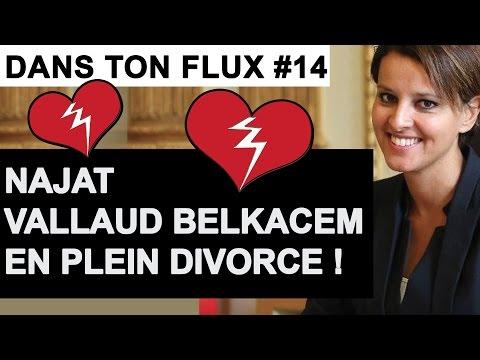Najat Vallaud Belkacem en plein divorce ! #DansTonFlux 14