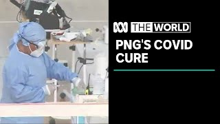 PNG's Prime Minister defends multi-million-dollar plans to find COVID 'cure'