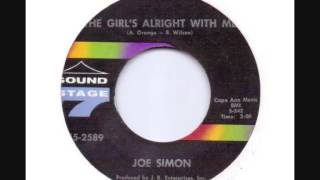 Joe Simon + the girl