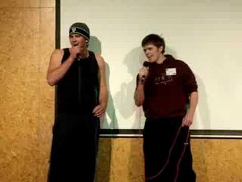 Massey VLE Karaoke