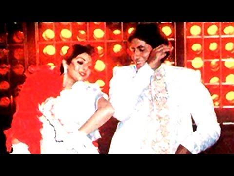 Amitabh Bachchan's First Stage Performance