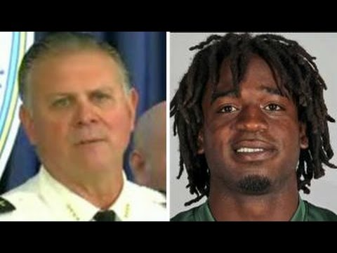 Sheriff fires back at critics of McKnight case