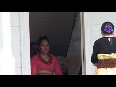 Royal Kava Ceremony for HRH Princess Lātūfuipeka in honour of her dual Masters degrees