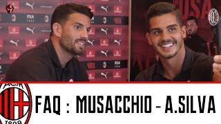 #FAQ : Musacchio - A.Silva