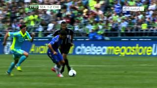 Eden Hazard Debut For Chelsea! (Highlights)