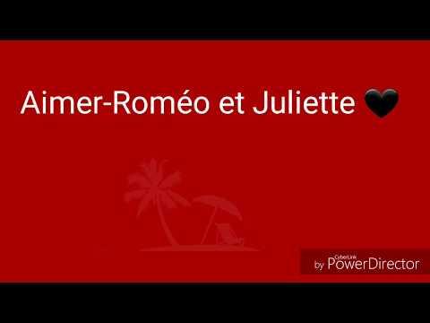 Aimer-Roméo et Juliette