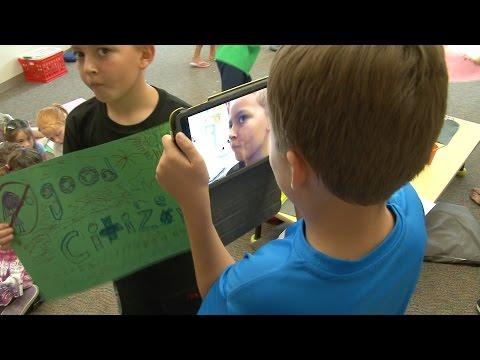 Roxborough Intermediate School creates music video for change