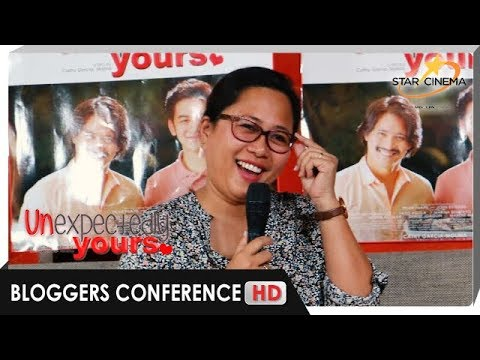 [FULL] 'Unexpectedly Yours' Bloggers Conference