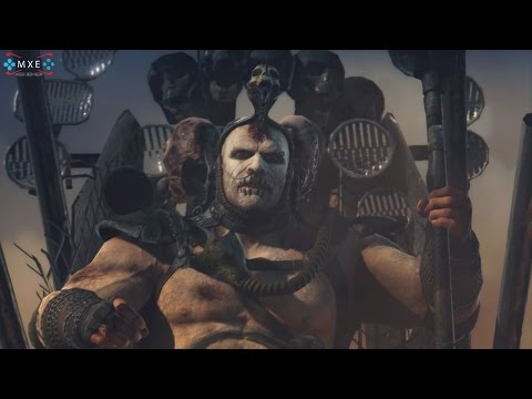 Mad Max - FINAL Boss Battle & Ending Gameplay [1080p HD] | Mad Max 2?