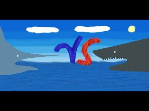 SCFC | SEASON II - Episode 1 - Black Marlin vs. Mako Shark