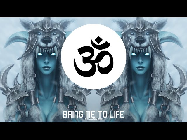 Evanescence - Bring Me To Life (TOX1C & Jesse Bloch Remix)