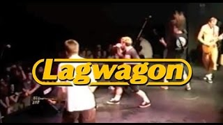 Lagwagon Back one out + Noble end + Bye for now