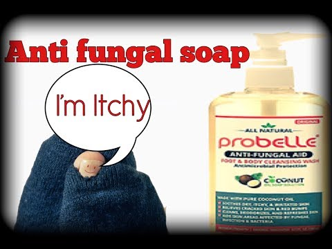 Probelle Anti-Fungal Aid foot👣 & body wash