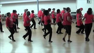 cleveland shuffle line dance bowden line dancers