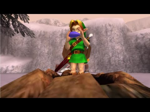 Exploring the 4th Day Glitch in Majora's Mask 3D
