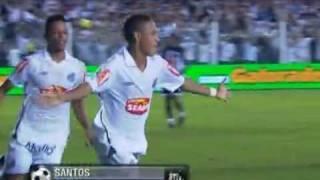 SANTOS 3 x 1 ATLÉTICO-MG - Gols (Copa do Brasil 2010)